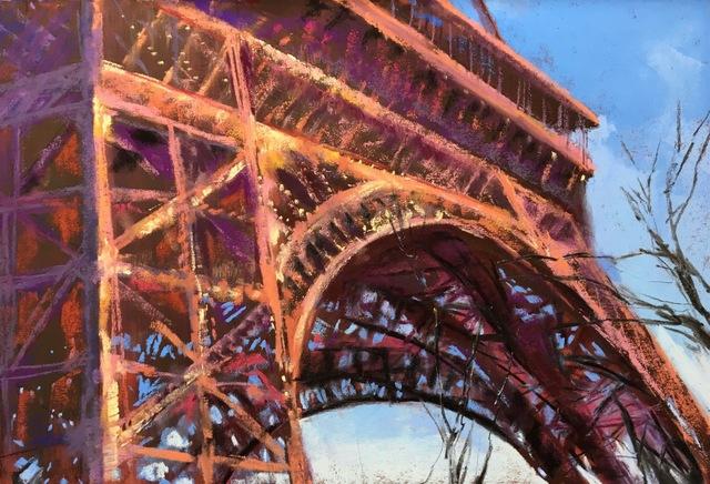 , 'La Tour Eiffel ,' , Copley Society of Art