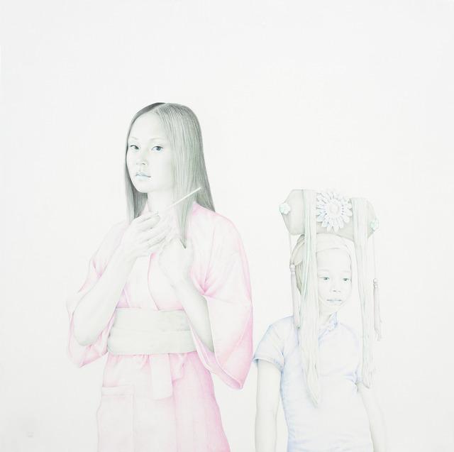 , 'Changer la vie (Tamara & Alba),' 2008, Lucia Mendoza