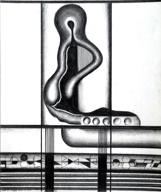 Eugene James Martin, 'Soprano', 1978, Eugene Martin Estate