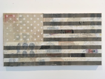 Cey Adams, 'American Woman,' 2016, Rush Benefit Auction 2016