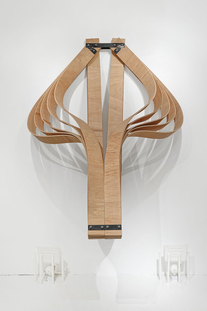 , 'Sculpture portée n°13,' 2016, Espace Meyer Zafra