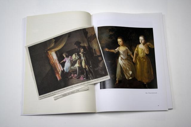 , 'Antanarivo and Gainsborough,' 2006, Denise Bibro Fine Art