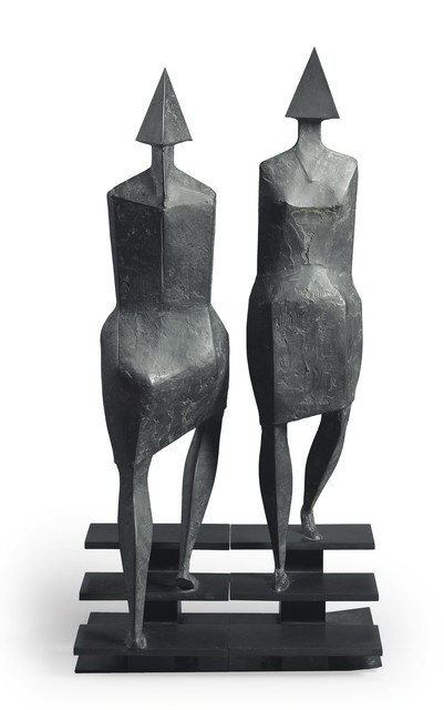 , 'Stairs,' 1991, Galeria Freites