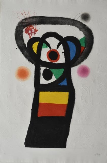 , 'Le Poete Assassine ,' 1981-1990, Long-Sharp Gallery