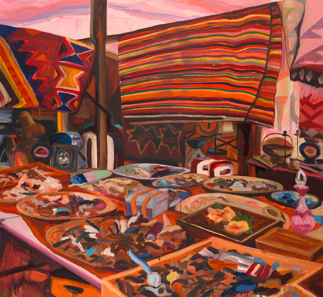 , 'Watching,' 2019, Frestonian Gallery