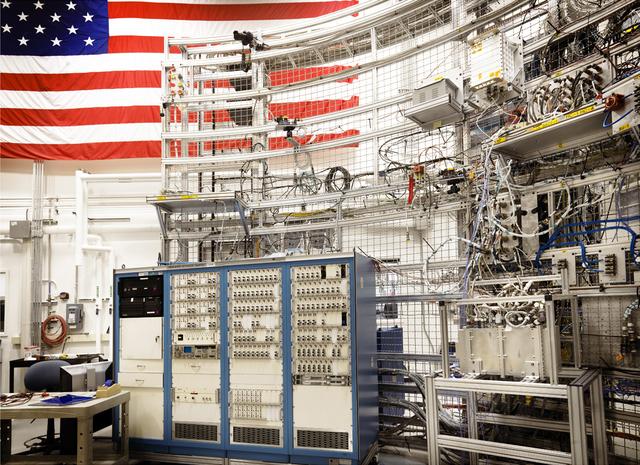 , 'Space Launch System computer#2, NASA's Marshall Space Flight Center, Huntsville, Alabama, USA,' 2017, The Ravestijn Gallery