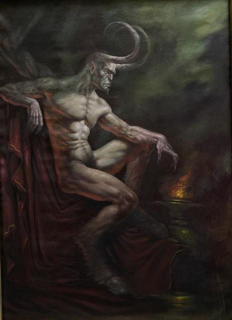 Lucio Parrillo, 'The Demon 2', 2016, IX Gallery