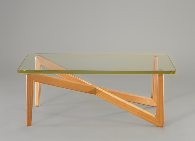 , 'Low table,' 1954, Galerie Pascal Cuisinier