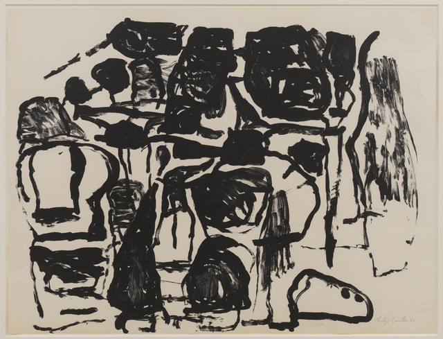 , 'Untitled,' 1963, Susan Sheehan Gallery