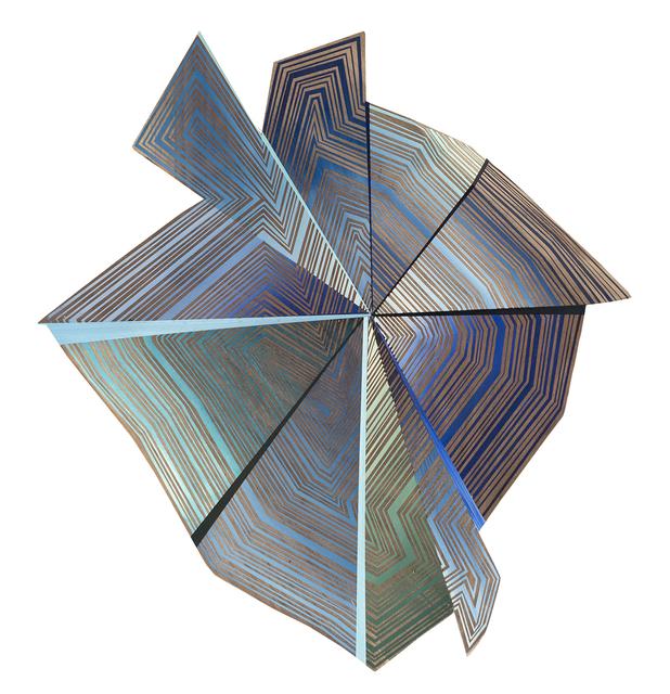 Jason Middlebrook, 'Blue Money', 2019, Gallery 16