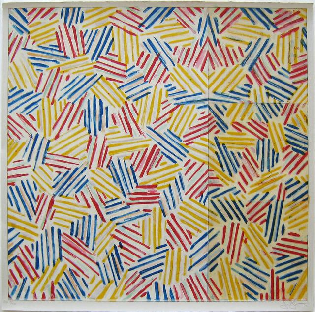", '#6 (After ""Untitled 1975""),' 1976, Joseph K. Levene Fine Art, Ltd."
