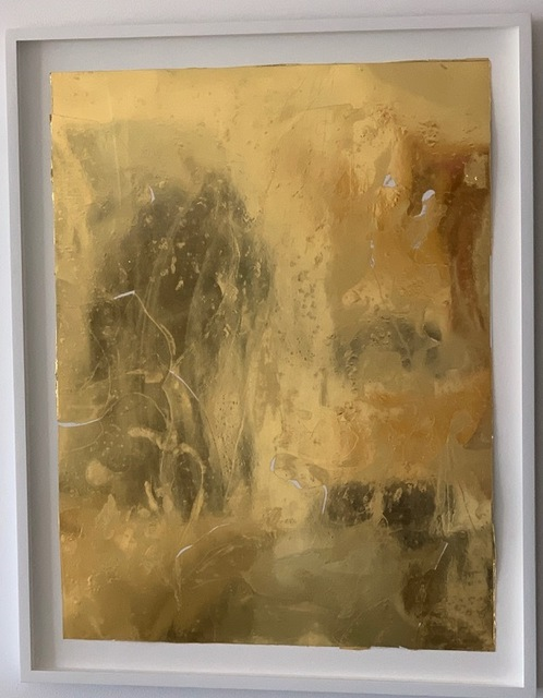 Jim Hodges, 'Seeing with his eyes #4', 2016, Rita Krauss Fine Art FLA.