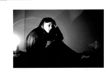 Joni Mitchell (Thinker), 1969