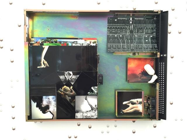, 'Server,' 2015, Barbara Seiler