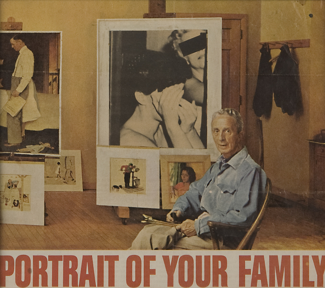 , 'Untitled (Portrait of your family),' 1965, Kohn Gallery