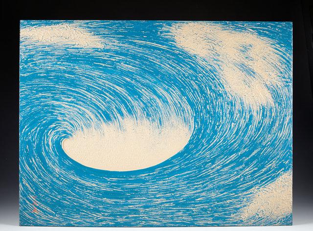 , 'Saltwater Whirlpool,' 1978, Kagedo Japanese Art