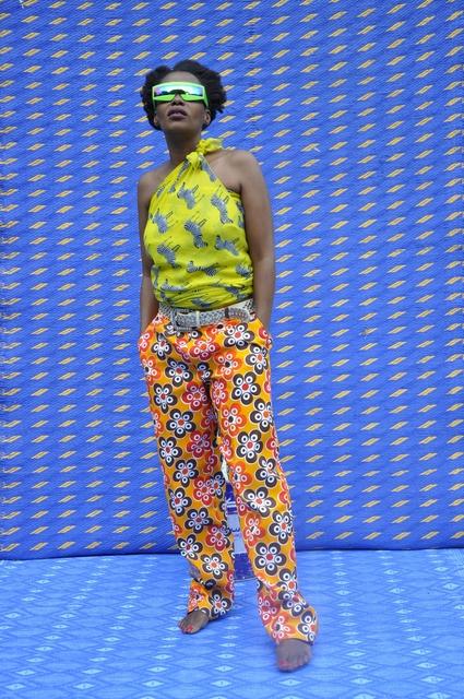 Hassan Hajjaj, 'Mandisa Dumezweni', 2011, Photography, Newark Museum