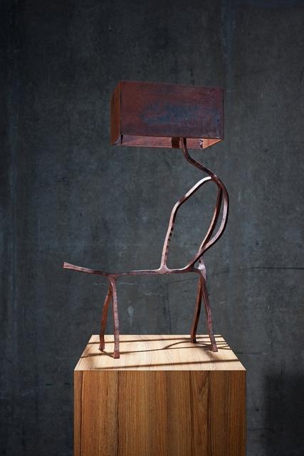 , 'Domestication Lamp,' 2017, Galerie Krinzinger
