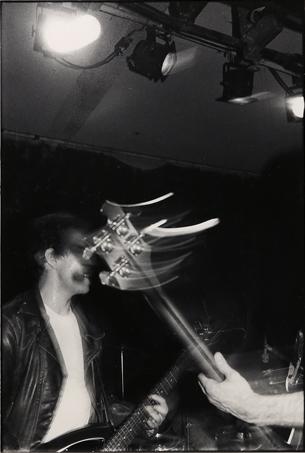 , '34 BILLY (GUITAR): UXA JANUARY 20, 1978,' 1978, Anglim Gilbert Gallery