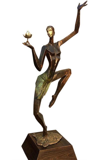 Shashi K Paul, 'Beauty and Grace', 2021, Sculpture, Bronze, Arushi Arts