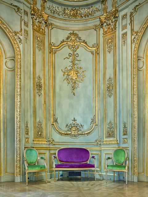, 'Parisian Salon #2, Buenos Aires,' 2017, Edwynn Houk Gallery