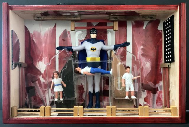 , 'Batman,' 2018, Coagula Curatorial