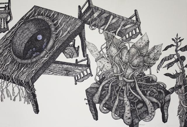 , 'DISAPPEARENCE IV,' 2017, Saskia Fernando Gallery