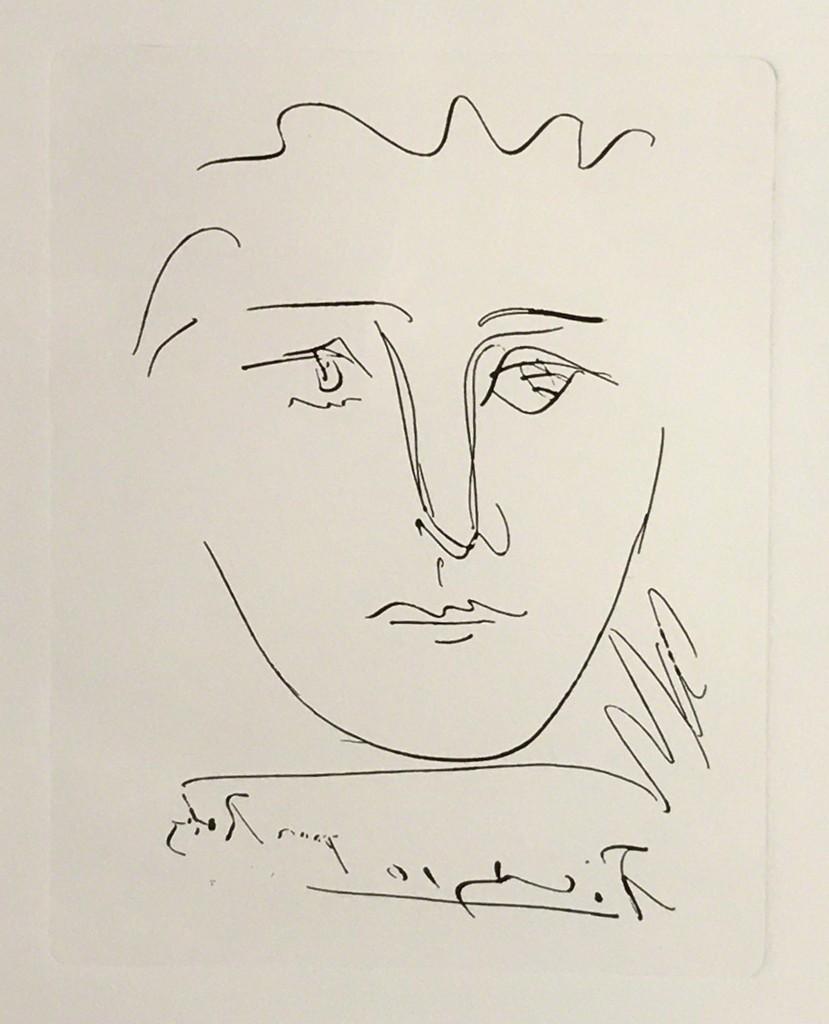 Pablo Picasso   L\'Age de soleil - Pour Roby   Available for Sale   Artsy
