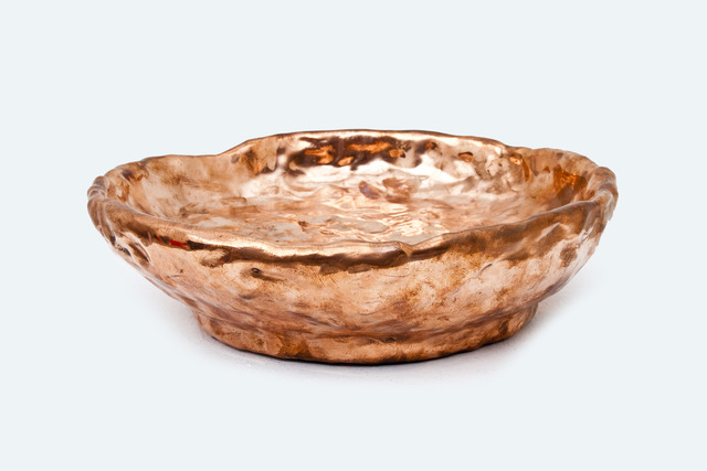 , 'Copper Dish,' 2010, Johnson Trading Gallery