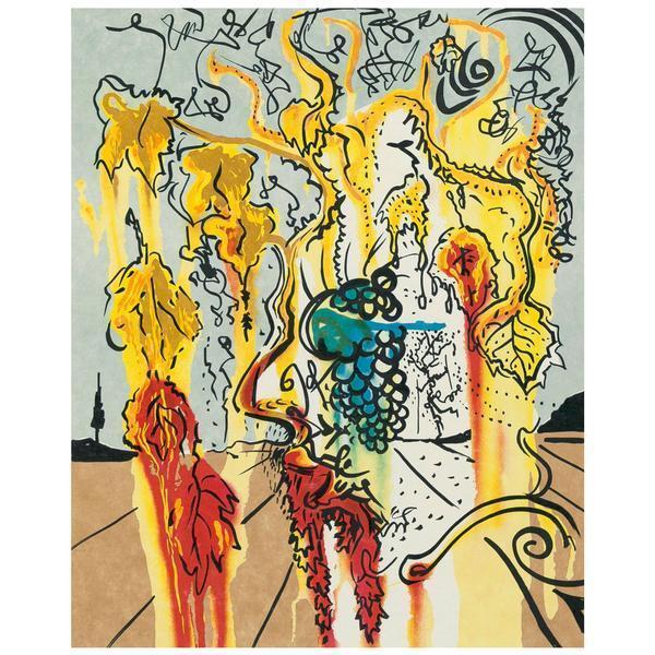 Salvador Dalí, 'Portrait of Autumn', 1980, Caviar20
