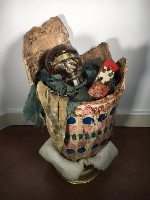 , 'Dinosaur Egg Tomb,' , Ro2 Art