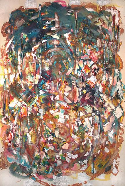 , 'Radiant Fields,' 2015, Garis & Hahn