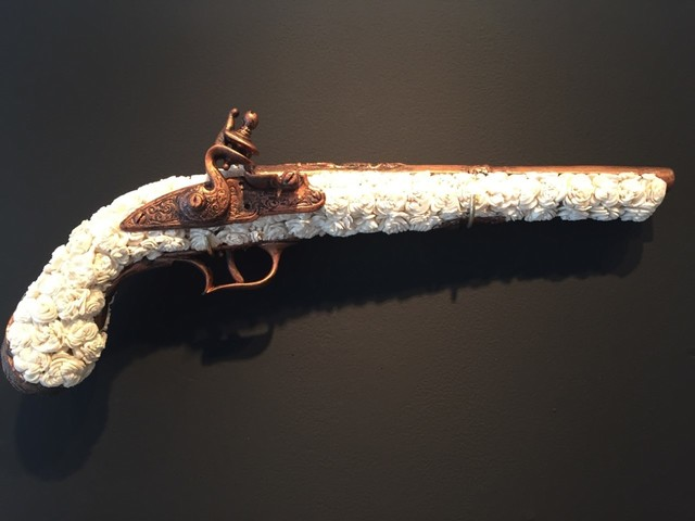 , 'Musket Gun,' 2014, Aicon Gallery