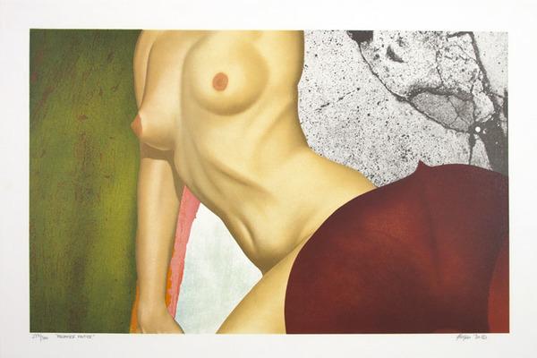 , 'Advance Notice,' 1980, David Barnett Gallery