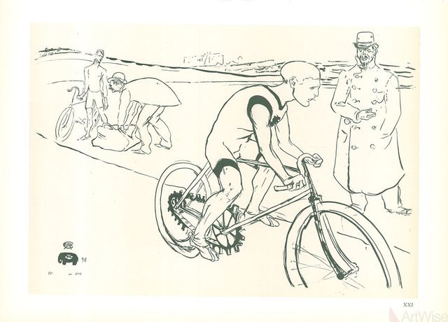 , 'Michael,' 1966, ArtWise