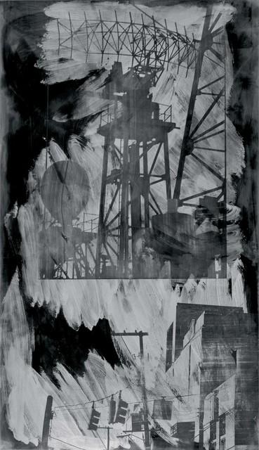 Robert Rauschenberg, 'Intersection (Night Shade)', 1991, Robert Rauschenberg Foundation
