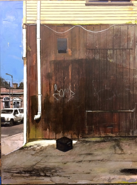, 'Texture 111,' 2017, William Baczek Fine Arts