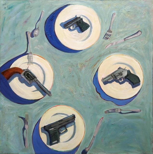 , 'Smoking, or Non-Smoking,' 2001, InLiquid