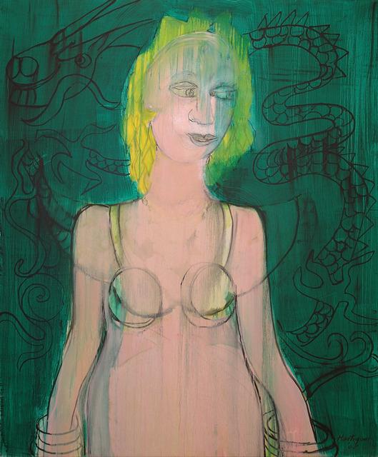 , 'Mata Hari,' 2005, C. Grimaldis Gallery