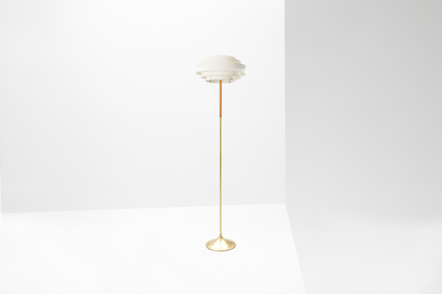 ", 'Floor lamp, model ""Marski"",' 1959, Side Gallery"