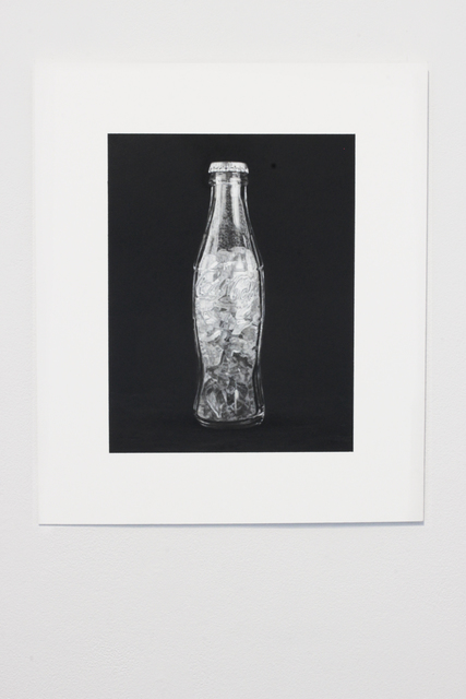 ", 'Formalizing their concept: Luis Camnitzer's ""Coca-Cola bottle filled with Coca-Cola bottle, 1973"",' 2015, Josée Bienvenu"