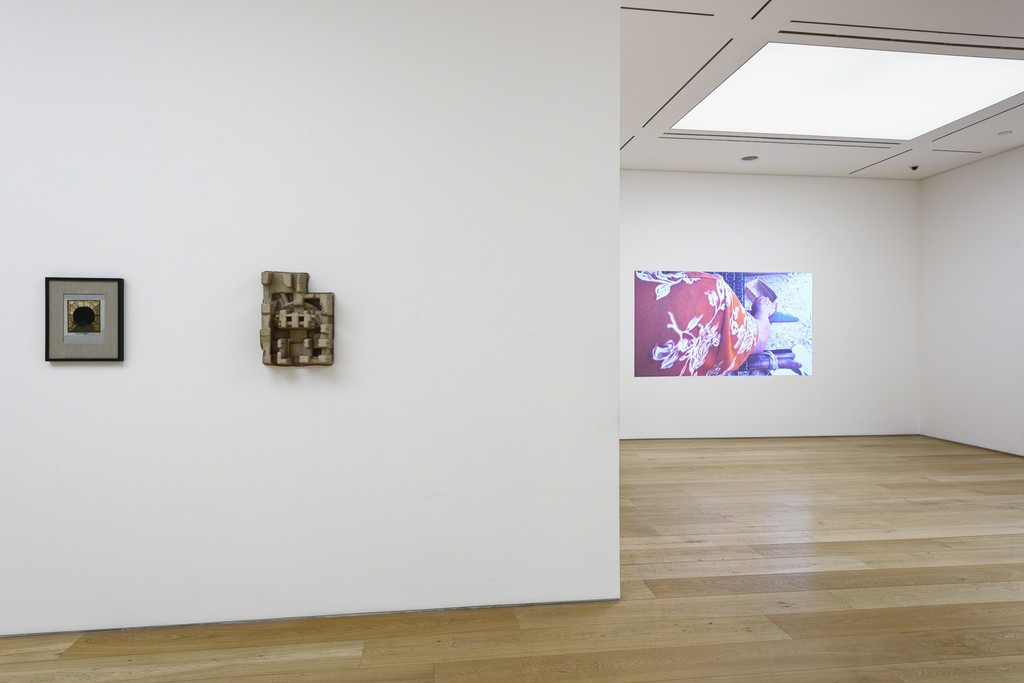 Narelle Jubelin, Flamenco Primitivo, Exhibition view. Courtesy of Marlborough Contemporary. Photo: Francis Ware