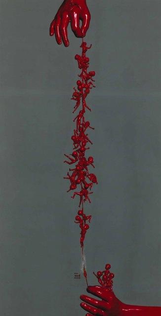 Shi Lifeng, ' In control No. 56', 2006, Kunzt Gallery