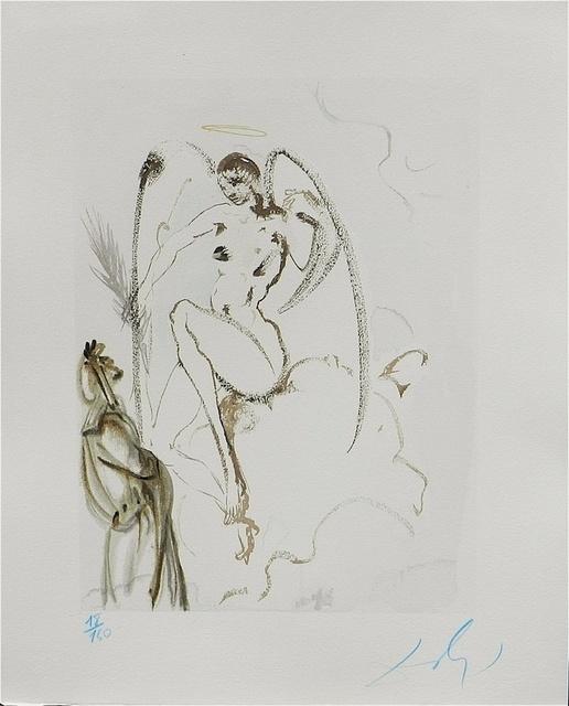 , 'Divine Comedy Heaven Canto 28,' , Fine Art Acquisitions