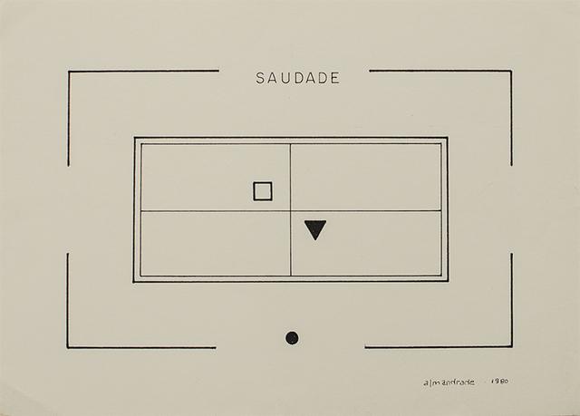 , 'Sem título,' 1980, Baró Galeria