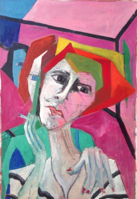 , 'Three Faces,' 2014, Paraphé