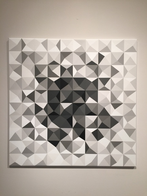 , 'Gray,' 2015, THE MISSION