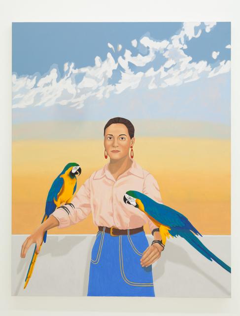 , 'Leta Esperanza Luis,' 2009, Nina Johnson