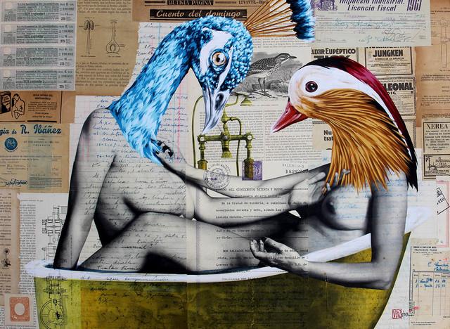 , 'Golden shower,' 2018, Galerie SOON