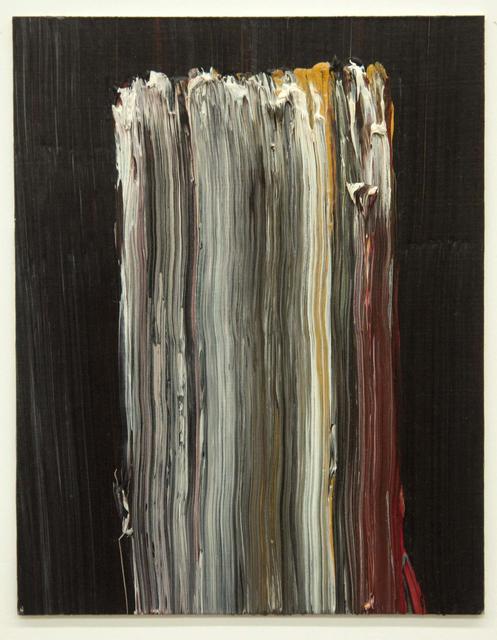 , '11,' 2001, Conduit Gallery